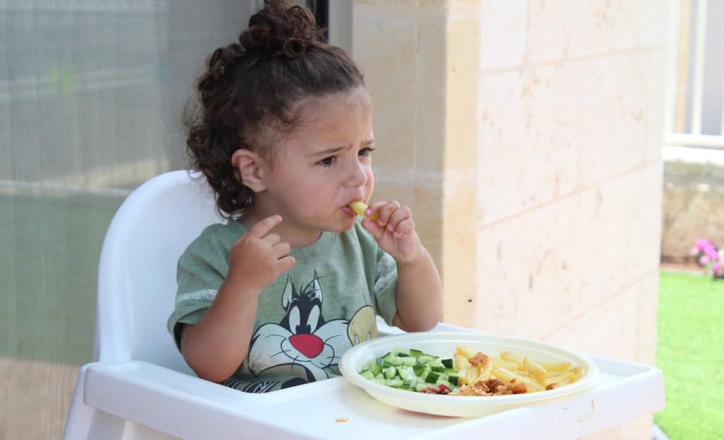 5 Ways To Get Children To Eat Healthy